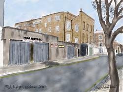 Ascham Street Garage_