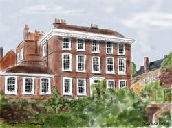 Burgh House, Hampstead