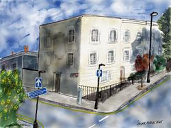 Leighton Road/Leverton Street