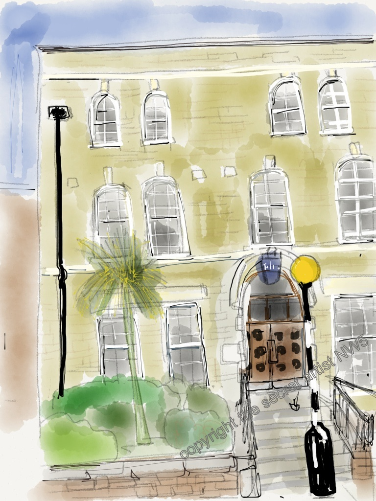Kentish Town Police Station
