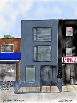 Wash House Yard 79 Kentish Town Road
