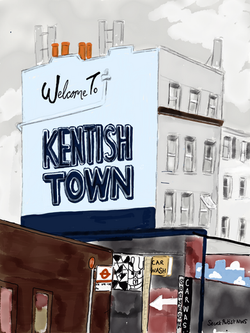 Welcome to Kentish Town
