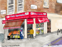 Tiku's Supermarket