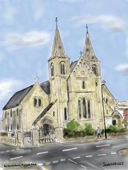 Old parish church of Kentish Town