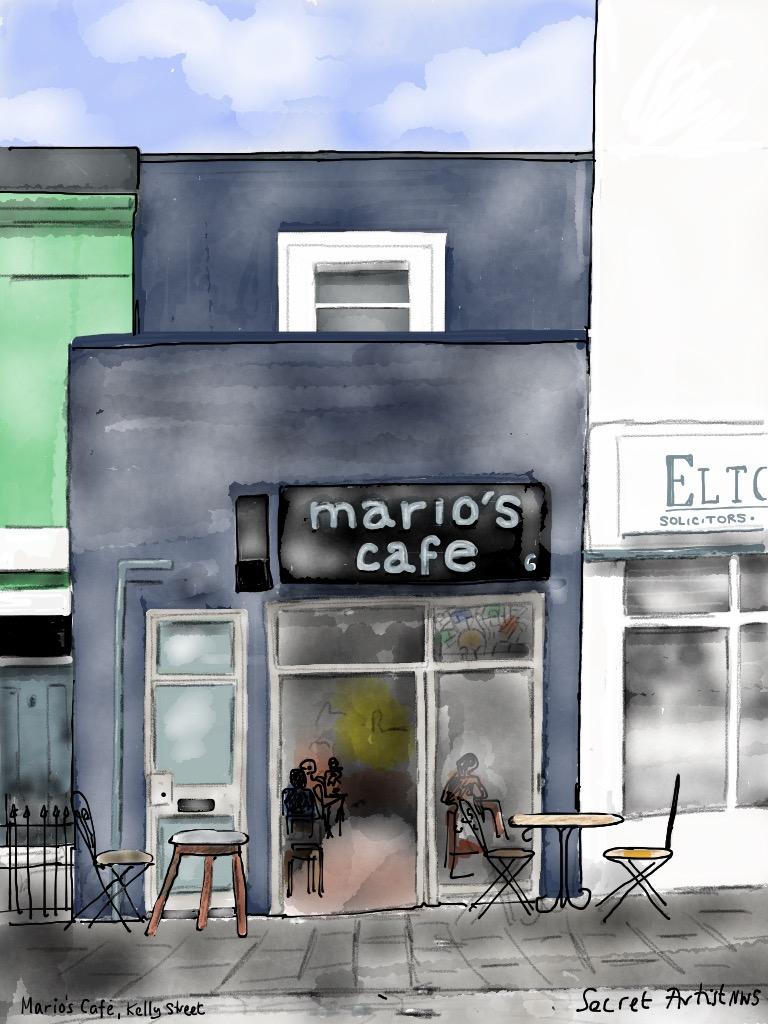 Mario's Cafe