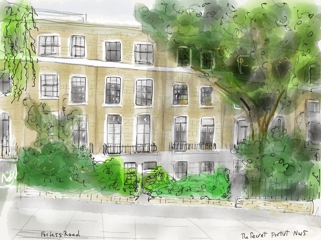 Terrace, Fortess Rd