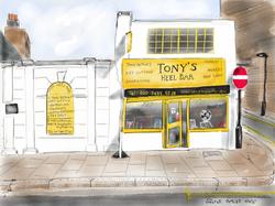 Tony's Heel Bar, Kentish Town