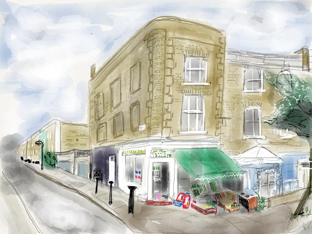 Mehmet's Shop, Leverton Stores
