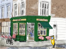 Sam's Cafe 2020