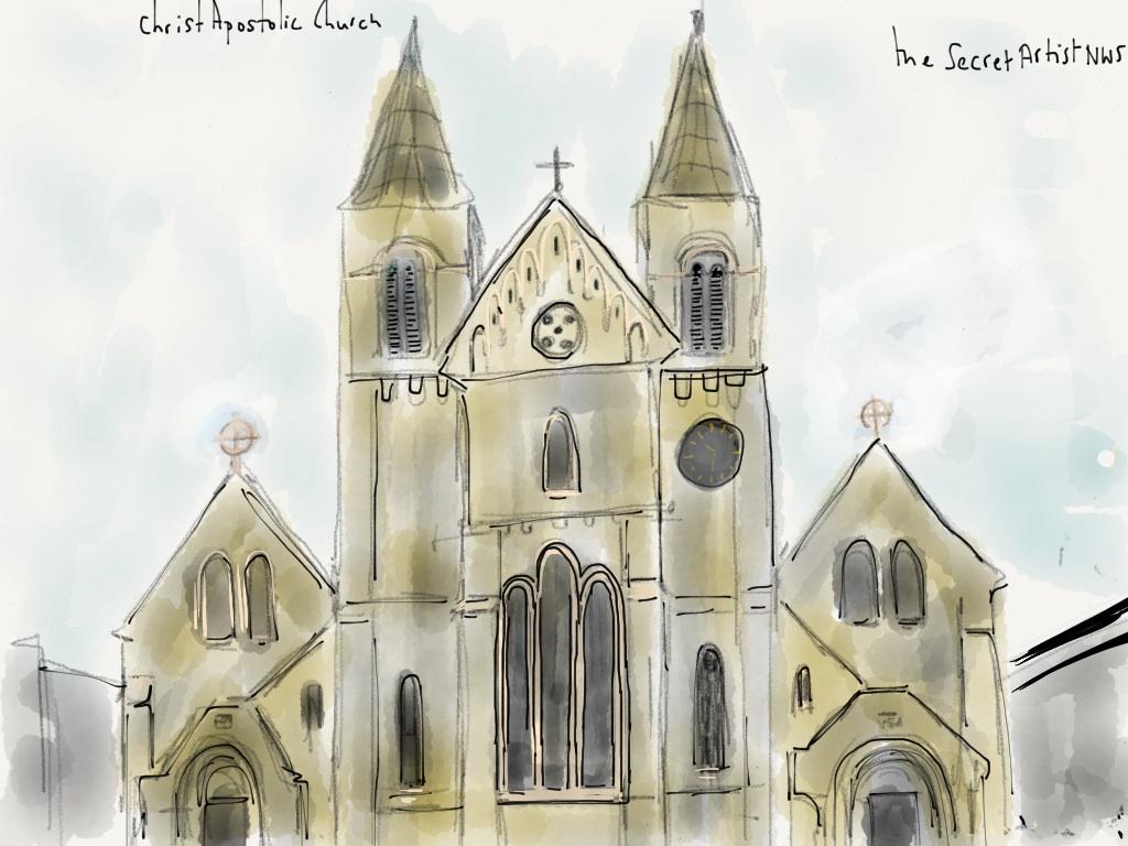 Apostolic church, Highgate Road