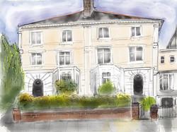 St Albans Villas, Highgate Road
