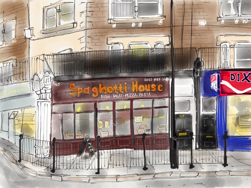 SpaghettiHouse