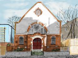 Rochester square Spiritualist Church