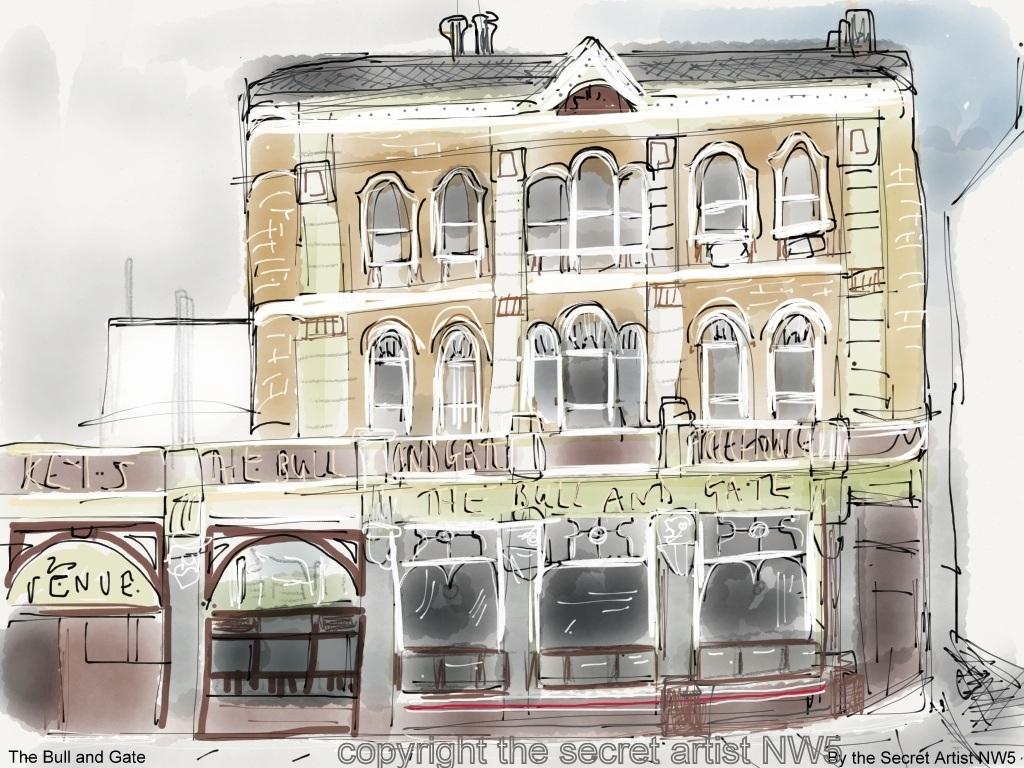 Bull & Gate, Highgate Road