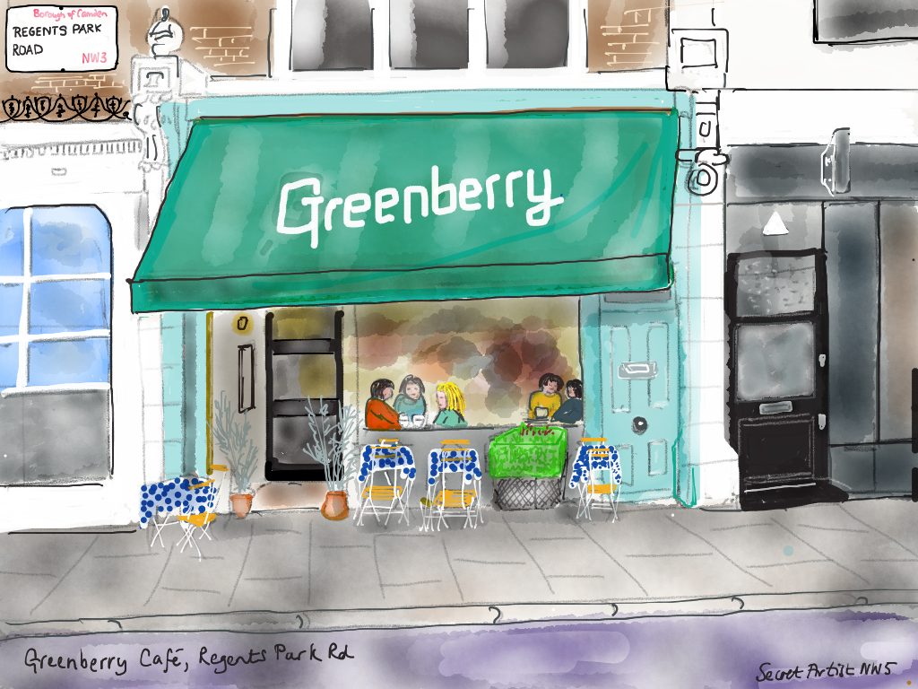Greenberry Cafe