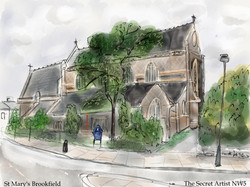 St Mary's Brookfield,