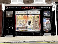 Romany's