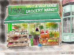 FAM Fruit & Veg, Fortess Road