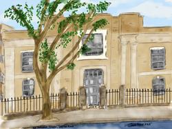 Old Methodist chapel, Grafton Rd