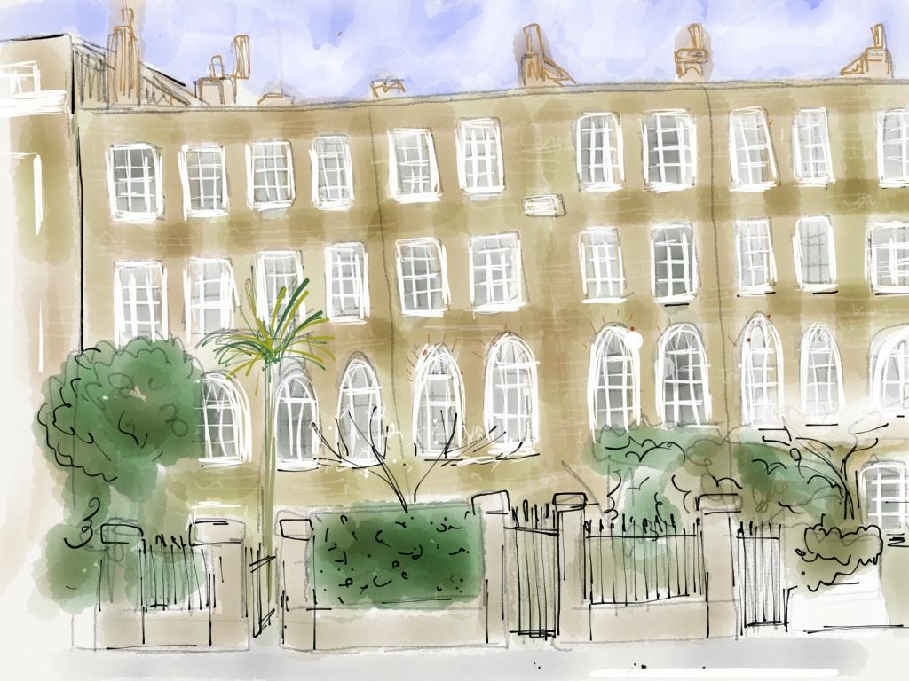 Fitzroy Terrace, Highgate Road