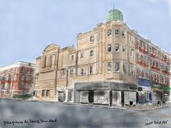 Corner of Prince of Wales & Kentish TOwn Road