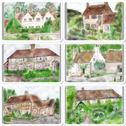 Graffham houses