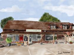Graffham Village shop