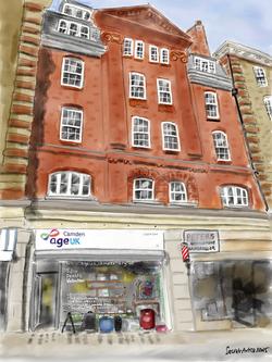 AgeUK Camden Shop Leather Lane