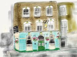 The Pineapple Pub, Leverton St