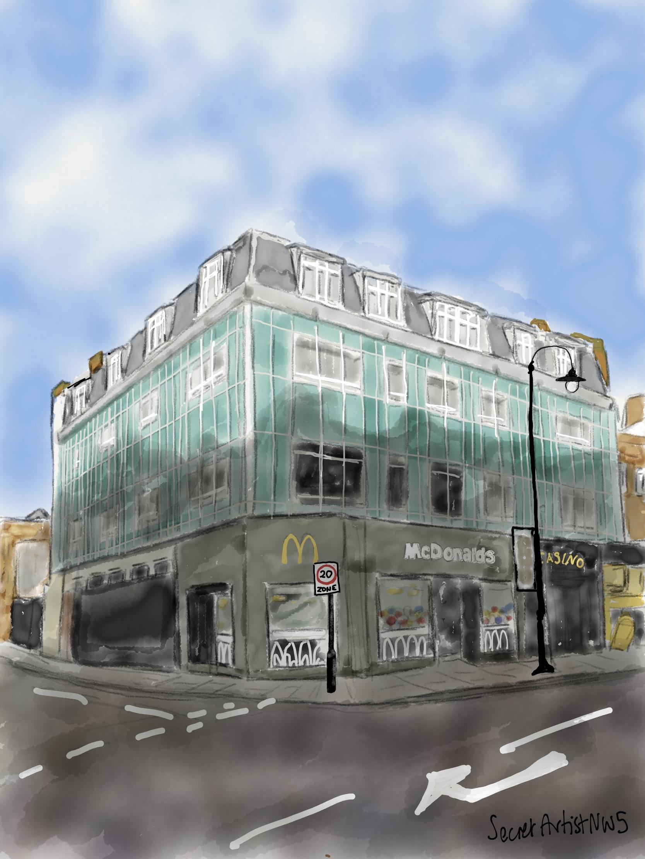 Macdonald's Kentish Town