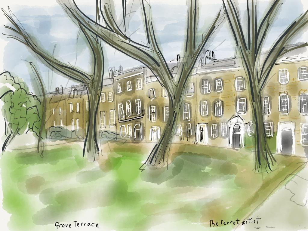 Grove Terrace, Highgate Road