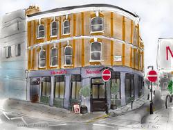 Nando's, Kentish Town Road