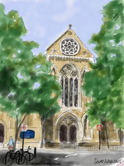 St Dominics Priory Church
