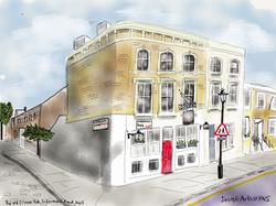 The old Crimea Pub