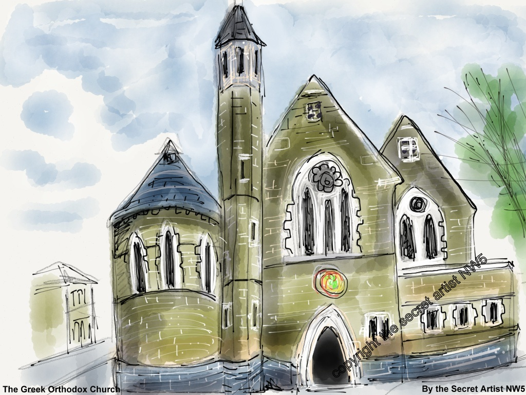 Greek Orthodox Church, Kentish Town