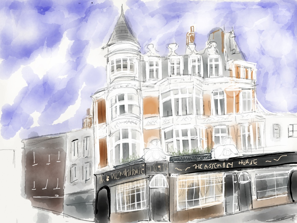 Assembly House, Kentish Town Rd
