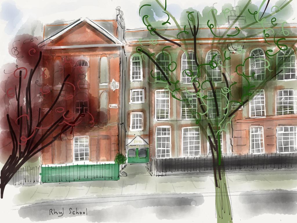 Rhyl Primary School, Rhyl Street