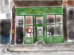 Literary Cafe, Fortess Road