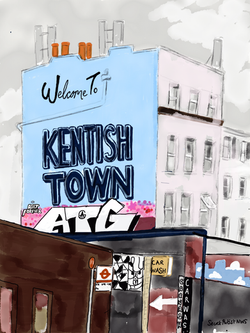 Welcome to Kentish Town Aset