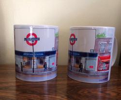 Arsenal mugs