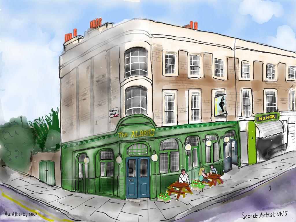 The Albert Pub