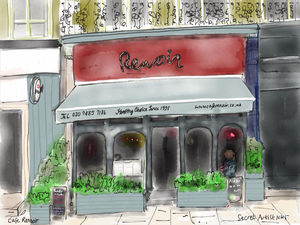 Cafe Renoir