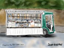 Charlie the Fair-Well van