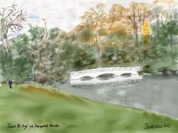 Sham Bridge at Kenwood House