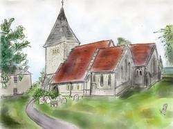 St Giles Church, Graffham