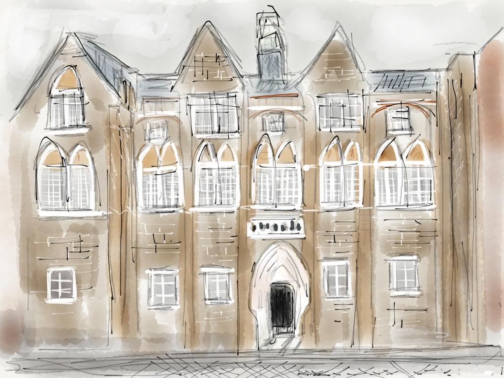 French School, Holmes Road