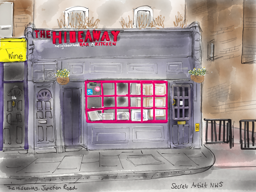 Hideaway Bar