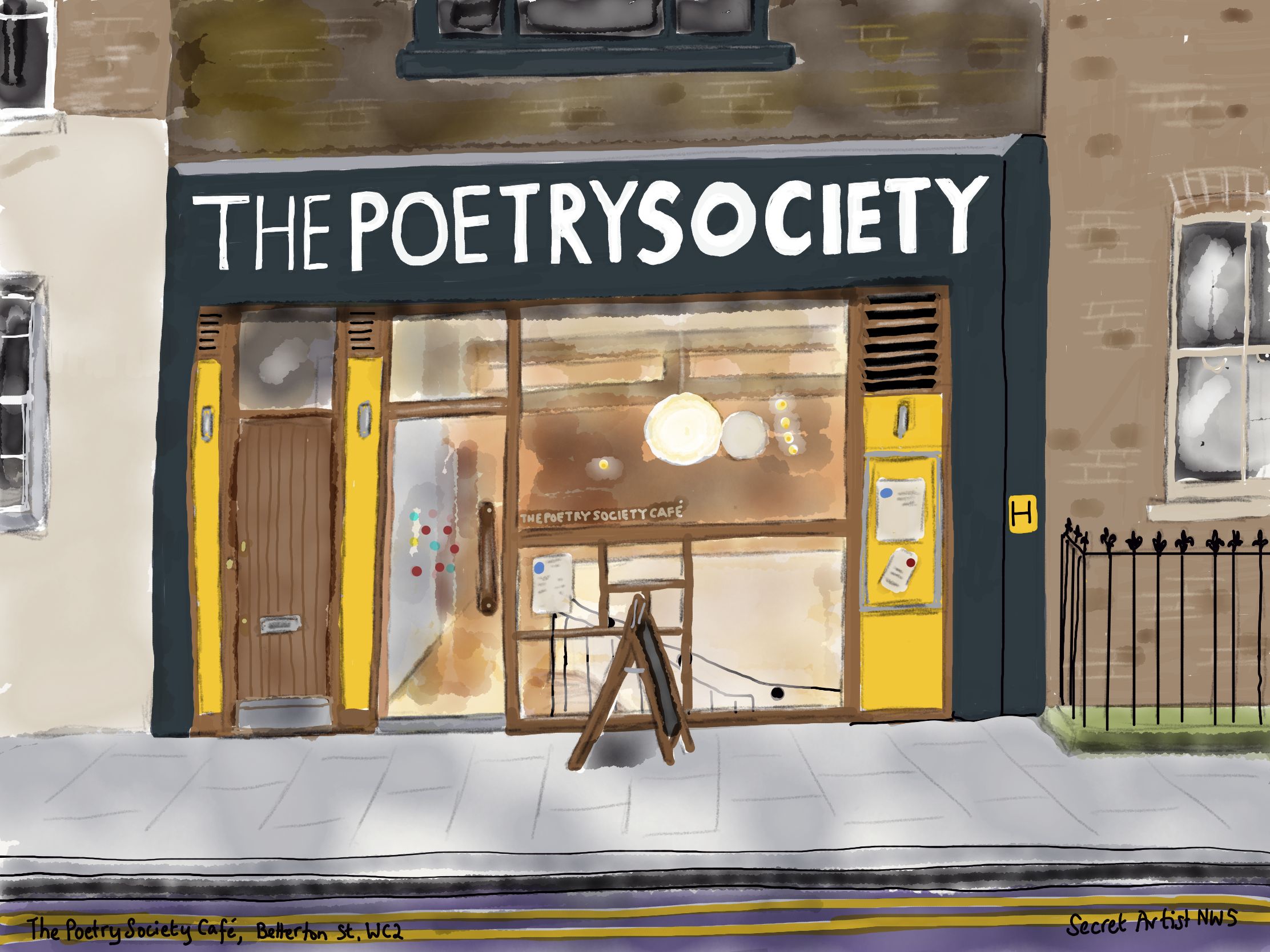 The Poetry Society