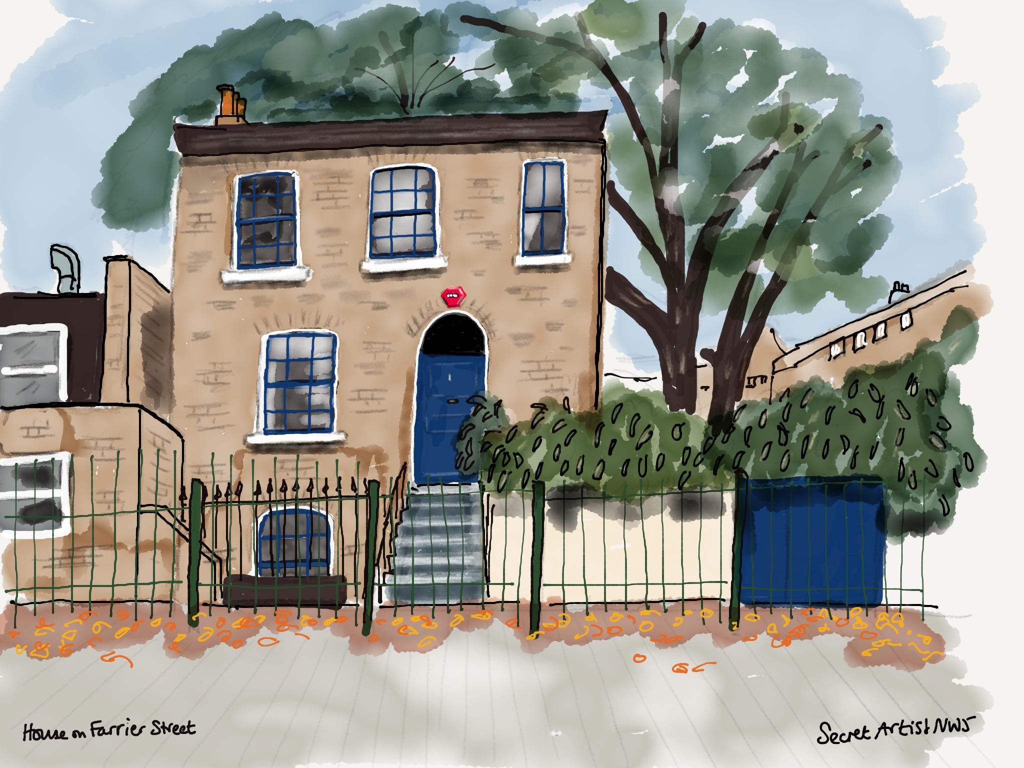 Farrier Street house