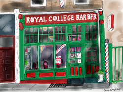 Royal College Barber